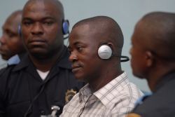 RUF interim leader Issa Hassan Sesay was charged for war crimes by the Special Court on 25 February 2009.